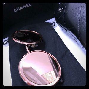 Chanel 18k 2017 Rose Gold Sunglasses